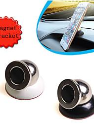 360 градусов вращающийся магнитный многофункциональный автомобиль поставляет универсальный магнит кронштейн