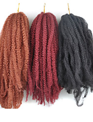 Box Braids Afro Kinky Braids Hair Extensions Kanekalon Hair Braids