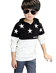 Boy's Cotton Tee , Winter / Spring / Fall Long Sleeve