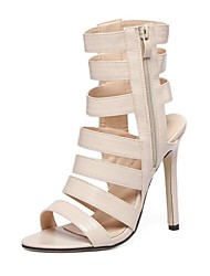 Women's  Heel Heels / Open Toe Sandals Wedding / Party & Evening / Dress