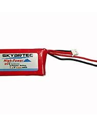 la batería lipo 7.4v 1300mah Skyartec (lp015)