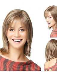 Bob Synthetic wigs Short Straight hairWig for women Natural wigs sw0067