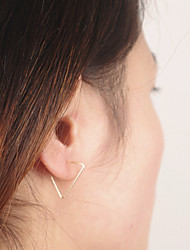 Party / Casual Alloy Stud Earrings