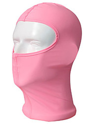 Swimming Special Headgear Nut Sleeve Head Waterproof Sunscreen Mask UV Swimming Cap Face Gini