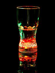 colore, bar, romanzo di vetro / tazza / vetro / plastica 1pcs bevanda del tè