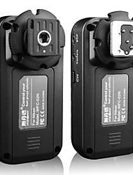 sidande WFC-02n Wireless-Flash-Trigger 2.4 ghz 3 Gruppen 5 Kanäle nikon D300S D600 D610 D800 D800E d3100 d7000 dslr