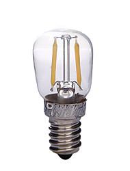 2W E14 Lampe de Décoration B 2 COB 200 lm Blanc Chaud Décorative AC 100-240 V 1 pièce