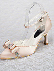 Women's Wedding Shoes Heels Heels Wedding / Party & Evening / Dress Champagne