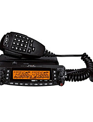 Hytera TH-9800 Quad Band Rádio de Comunicação 50W/40W 800 channels & More 400 - 470 MHz / 136 - 174 MHzIt's a car radio , no battery ,
