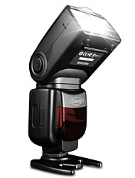 sidande® DBK df-660 GN58 flash TTL inalámbrico disparador de flash Speedlite para D7000 D7100 D90 D800 D600 D3100 D5100 D3000 D5000
