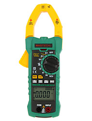 Mastech MS2115b 6000 Word 1000 Amp Ac & Dc Current Clamp Meter - True Rms - Surge - Ncv-usb Interface-capacitance And Hz