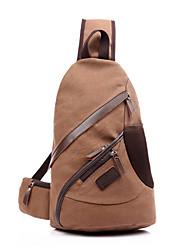 Для мужчин Полотно Спортивный / На каждый день / Для отдыха на природе / Для шоппинга Чемодан / Поясная сумка / Слинг сумки на ремне