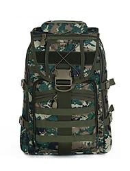 40 L Rucksack Legere Sport Outdoor Feuchtigkeitsundurchlässig / tragbar Camouflage Leinwand Fulang