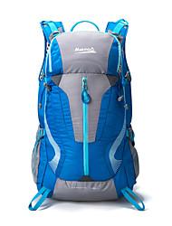 40L L Randonnée pack sac à dos Escalade Sport de détente Cyclisme/Vélo Voyage Sécurité Camping & RandonnéeEtanche Vestimentaire