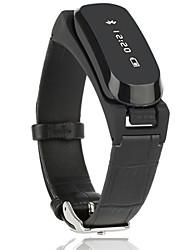 Per te da indossare-Intelligente Guarda-Lincass-Y6-Chiamate in vivavoce-Localizzatore di attività / Monitoraggio del sonno / Timer /