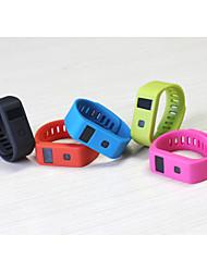 BL06 Смарт-часы / Смарт-браслет Защита от влаги / Длительное время ожидания / Спорт / Медобеспечение / Отслеживание сна / ТаймерBluetooth