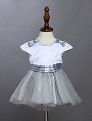 Vestido Chica de - Verano - Algodón - Negro