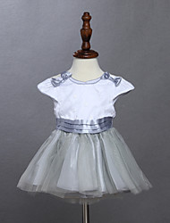 Girl's Black Dress , Cotton Summer
