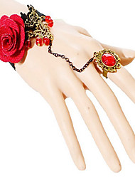 Niedlich / Freizeit - Damen - Armband / Ring ( Legierung / Stoff )