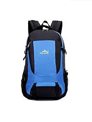 40 L sac à dos Sport de détente Outdoor Résistant à l'humidité / Vestimentaire Bleu Oxford Fulang