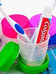 Путешествия Туалетные принадлежности Складной Пластик