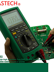 Mastech MS8218 50000 Word High Precision Intelligent Digital Million With The Table - Logic Frequency + Linear Frequency