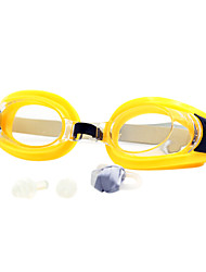 Unisex Plastic Waterproof/Anti-Fog Swimming Goggles