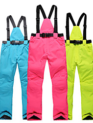 Women Ski Pants Waterproof Skiing Pants Snowboard Pants Woman Breathable Windproof Winter Warm Trousers For Women B3286