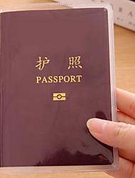 Путешествия Органайзер для паспорта и документов Хранение в дороге Искусственная кожа