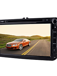 Auto DVD-Player-Volkswagen-8 Zoll-1024 x 600