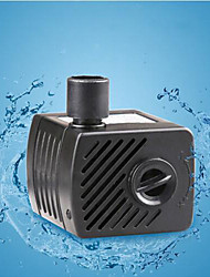 220V/2W Aquarium Fish Tank Aquarium Mini Pump Cylinder Pumps Ultra-Quiet Submersible Pump