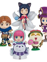 5 Hero Toy Toy Box 5PC 8cm