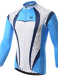 XINTOWN British Style Cycling Suits Long Jersey Long Sleeve