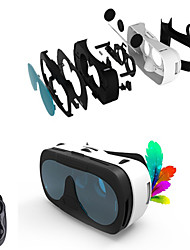 "VR BOX 3.0 Version VR Virtual Reality 3D Glasses + Bluetooth Controller for 4~6.0"" Smartphone"
