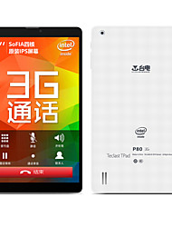 Teclast P80 3G Phablet  Android 5.1 8 inch Quad Core 1.2GHz 1GB+8GB IPS Screen GPS