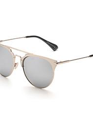 Gafas de Sol mujeres's Modern / Moda Senderismo Plata / Dorado Gafas de Sol Completo llanta