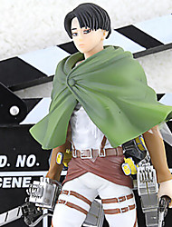 attaque sur titan levi 20cm Anime modèle figurines jouets poupée jouets