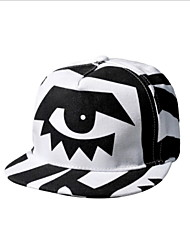 2016 Europe Hip Hop Zebra Eye Cap
