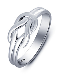 925 Sterling Silver Women Jewelry Fashion High Quality Rings Perfect Gift For Girls