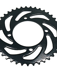 76mm 420-41T Dirt Pit Bike Rear Sprocket 50-150cc KLX SSR CRF