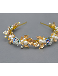 Wedding Bridal Bride handmade Crystal Hair Band Headband