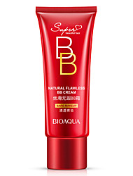 Bioaqua®BB Cream Foundation Moisture/Whitening/Concealer/Waterproof/Uneven Skin Tone/Dark Circle Treatment 30ml 1Pc