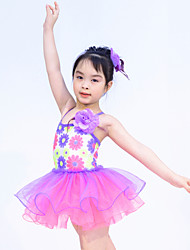 Children Dance Dancewear Children Girls Ballet Dance Dresses