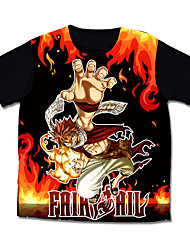 Disfraces Cosplay-Fairy Tail- deOtros-T-Shirt-