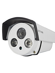 CTVMAN CCTV IP Camera HD 720P Wired Night Vision Led Array IR Outdoor 1.0 Megapixel Support Onvif P2P