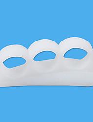 Capa para Sapatos(Branco) - deSilicone-Peito do Pé