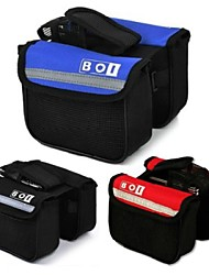 BOI® Bike Bag 2LBike Handlebar Bag Quick Dry Bicycle Bag Nylon / Oxford Cycle Bag Other Similar Size Phones Cycling/Bike 12*15*11