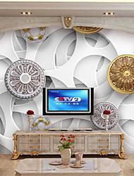 Artistico Carta da parati Contemporaneo Rivestimento pareti,Altro Large Mural Wallpaper