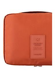 Toiletry BagForTravel Storage Fabric Grey / Blue / Red / Pink / Orange 22*20*5cm