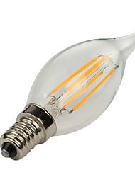 lampe à incandescence conduit e14 4w 400lm de lumière (85-265V)
